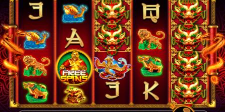 Lucky Dragons von Pragmatic Play