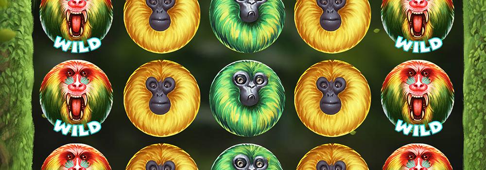 7 Monkeys Spielautomat