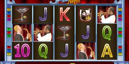 Jazz Nights Spielautomat von Merkur