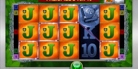 Asena Spielautomat von Bally Wulff