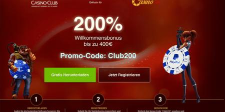 Ist das CasinoClub Casino seriös?