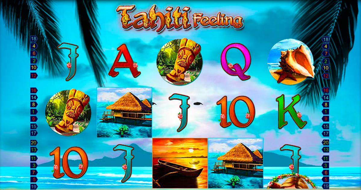 Spiele Tahiti Feeling - Video Slots Online