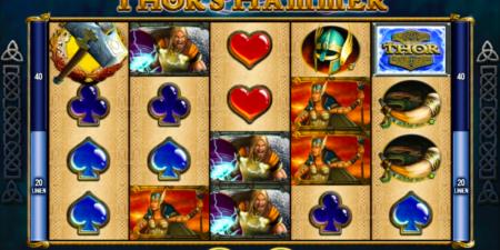 Thor´s Hammer Spielautomat