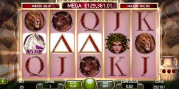 Divine Fortune Jackpot Slot von NetEnt
