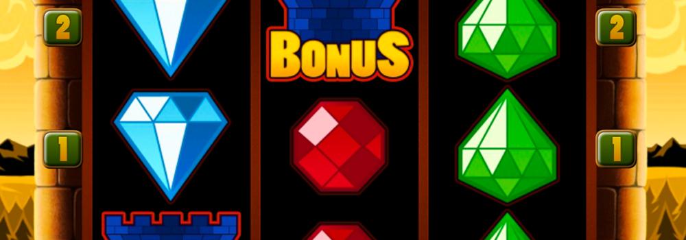 King's Tower Spielautomat von Merkur