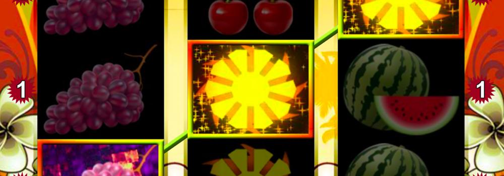 Summertime Spielautomat von Merkur