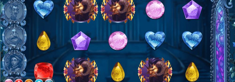 Beauty & The Beast Spielautomat von Yggdrasil