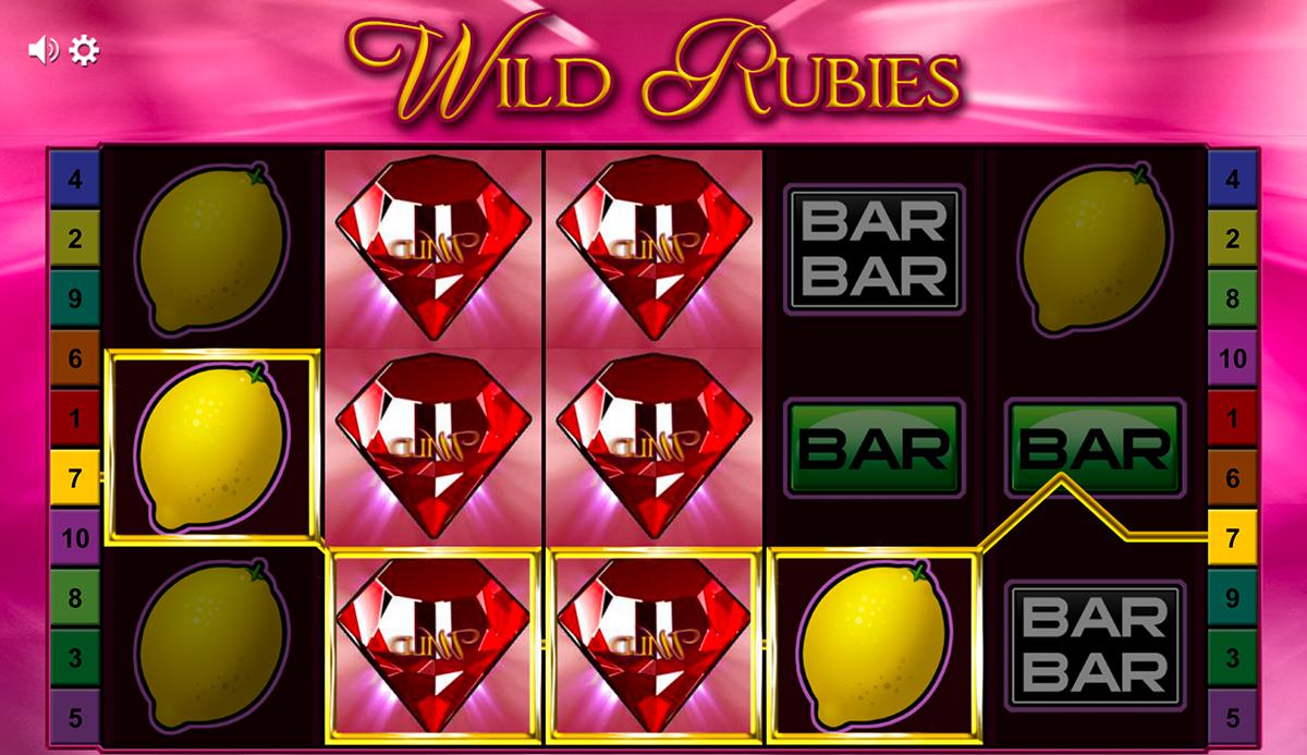 Spiele Wild Rubies RHFP - Video Slots Online