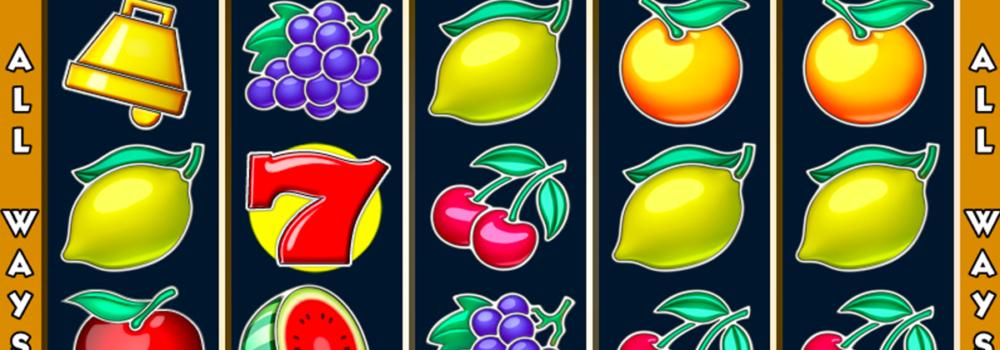 Allways Fruits von Amatic
