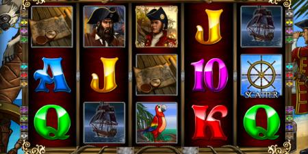Treasure Island von Löwen Play