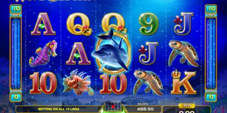 Wild Dolphin von GameArt
