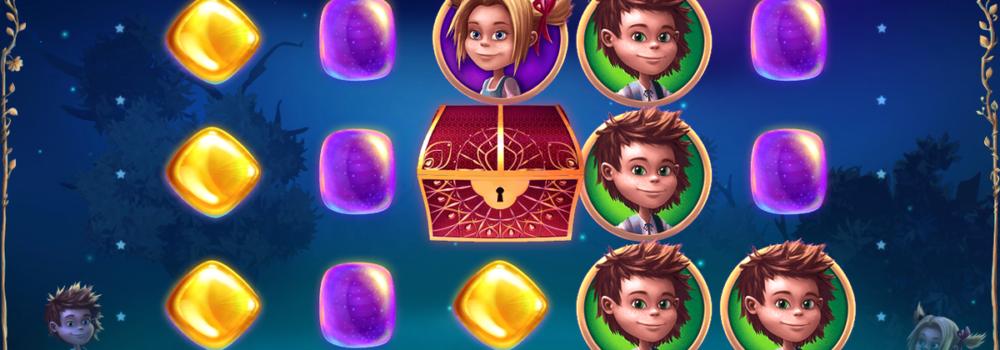 Fairytale Legends: Hansel and Gretel von Net Entertainment