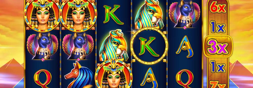 Queen of Gold von Pragmatic Play
