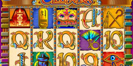 Cleopatra Spielautomat von IGT