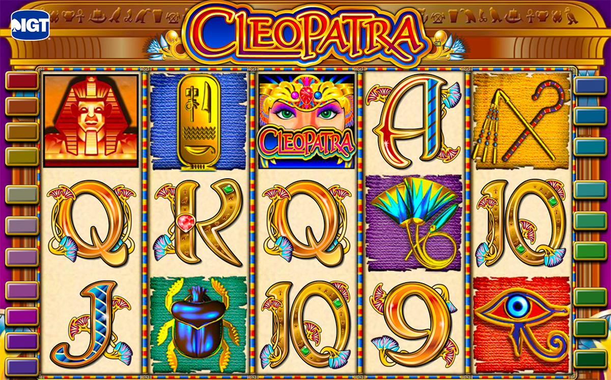 cleopatra online slot  spielautomat