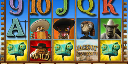 Jackpot Rango von iSoftBet Gaming
